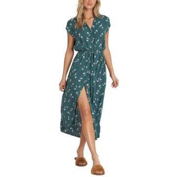 Billabong Little Flirt Printed Dress
