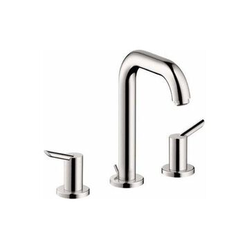Hansgrohe 31730 Focus S Widespread Bathroom Faucet