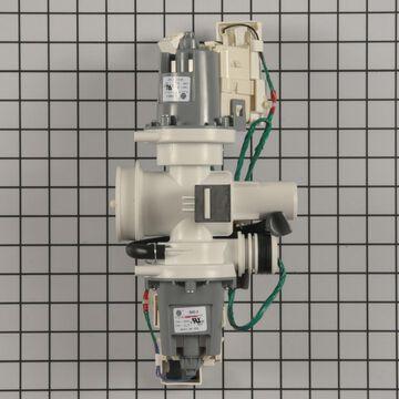 Maytag Washing Machine Part # DC97-15974C - Drain Pump - Genuine OEM Part