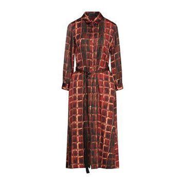 NEW YORK INDUSTRIE Midi dress