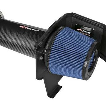 2018 Dodge Charger aFe Magnum Force Cold Air Intake, Stage-2 Open Air Intake System