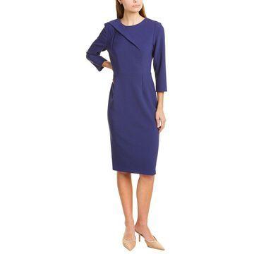 Roland Mouret Hisley Sheath Dress