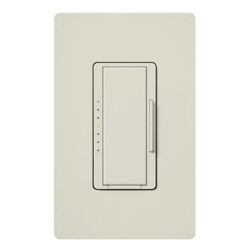 Lutron Maestro Single Light Almond Touch Light Dimmer | MA-1000-LA