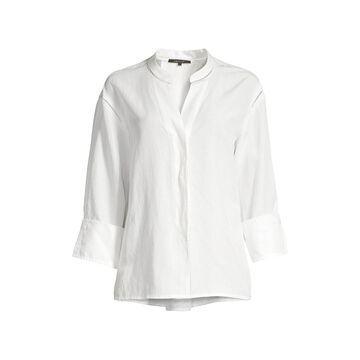 Kobi Halperin Marion Bracelet-Sleeve Blouse