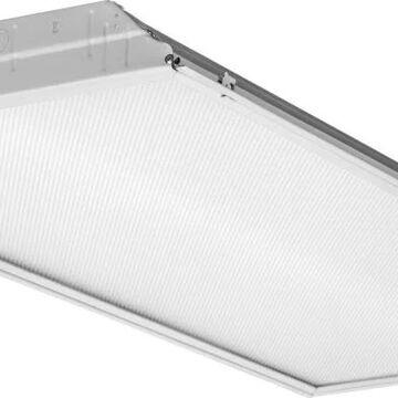 Lithonia Lighting 4-ft x 2-ft Cool White LED Troffer | 2GTL4 4400LM LP840