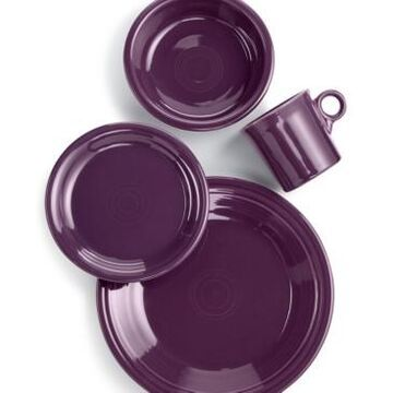 Fiesta Mulberry 4-Pc. Place Setting