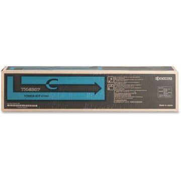 Kyocera, KYOTK8307C, 3050/3550 Toner Cartridge, 1 Each