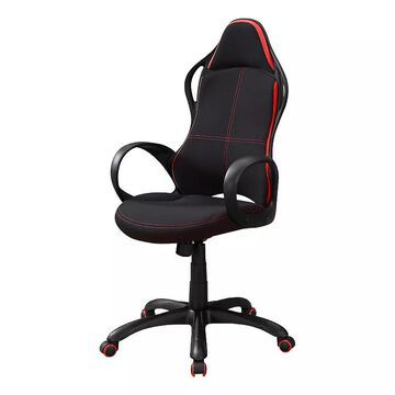 Monarch Two Tone Office Chair, Black
