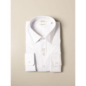 Z Zegna shirt in bacchus cotton