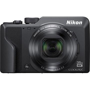 Nikon COOLPIX A1000 Digital Camera (Black)