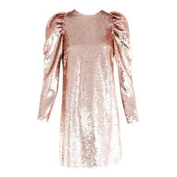 Ulla Johnson Pink Polyester Dresses