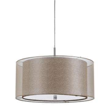 Cal Lighting 2-Light Nianda Pendant