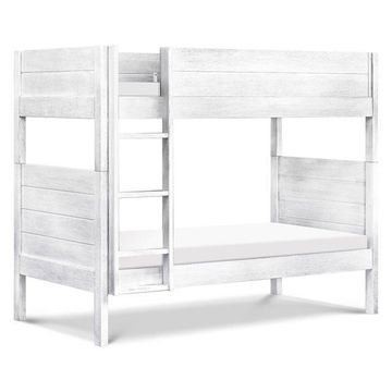 Fairway Twin-over-Twin Bunk Bed, Cottage White