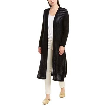 Johnny Was Womens Cashmere Cardigan
