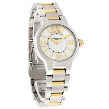 Raymond Weil Women's 5932-STP-00917 'Noemia' Diamond Two-Tone Stainless Steel Watch
