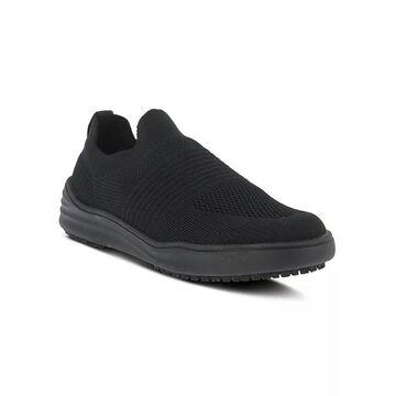 Spring Step Aeroflex Women's Sneakers, Size: 6.5, Black