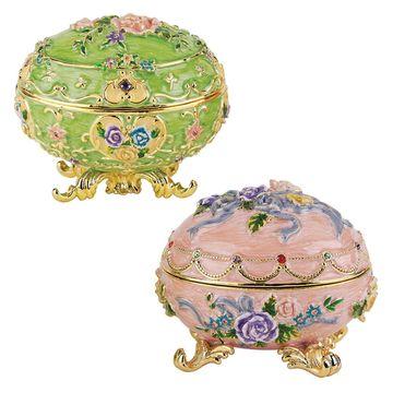 Design Toscano Renaissance Faberge-Style Enameled Egg