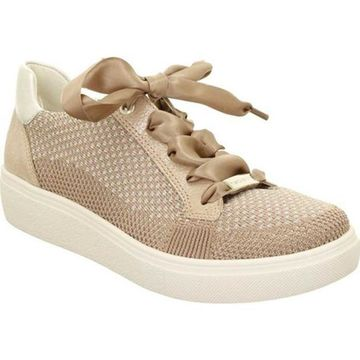 ara Women's Natalya 14582 Sneaker Powder Woven