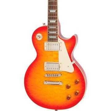 Limited Edition Les Paul Quilt Top PRO Electric Guitar Translucent Blue