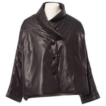 Yohji Yamamoto Black Polyester Jackets