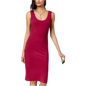 Planet Gold Womens Sleeveless Bodycon Dress