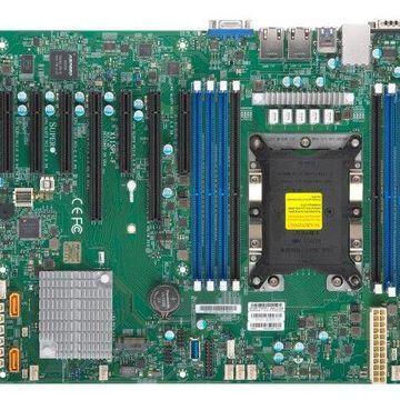 Supermicro X11SPL-F-O LGA3647/ Intel C621/ DDR4/ SATA3&USB3.0/ V&2GbE/ ATX Server Motherboard