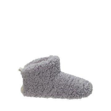 Dearfoams Women's Pile Bootie Slippers