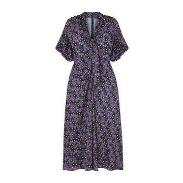 LELA ROSE Midi dress
