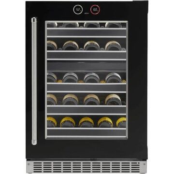 Danby Silhouette Reserve Wine Cooler w/ Invisi-touch Display - Right Hinge