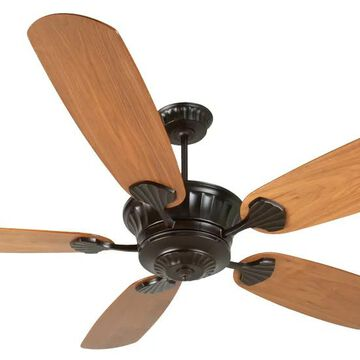 """Craftmade 70"""" DC Epic Ceiling Fan Kit in Oiled Bronze"""