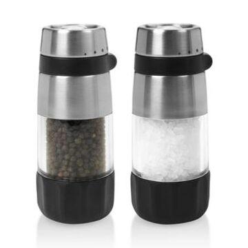 Oxo Salt and Pepper Shakers, Grinder Set