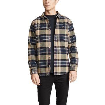 RVCA Ludlow Long Sleeve Flannel