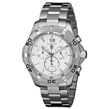 Tag Heuer Men's 'Aquaracer' Stainless Steel Swiss Quartz Watch