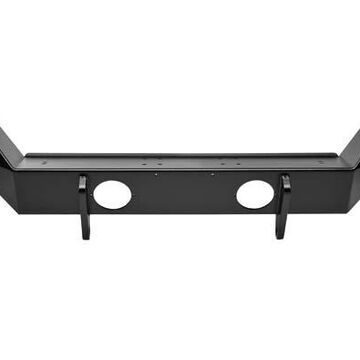 2021 Jeep Gladiator Bestop HighRock 4x4 High Access Front Bumpers in Matte Black