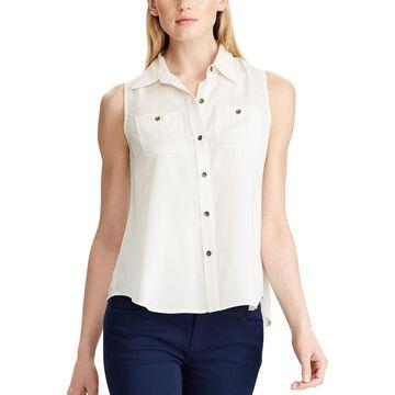 Women's Chaps Sleeveless Shirt