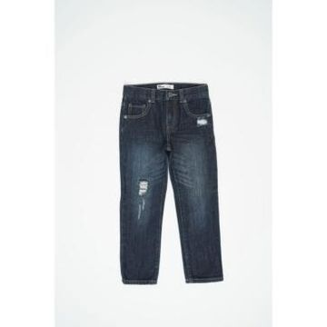 Epic Threads Little Boys Slim Straight New R and R Denim Pant