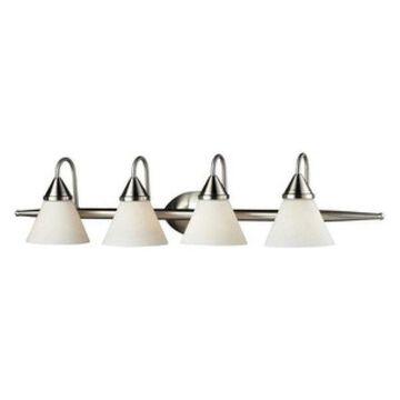Elk Lighting Alpine - Four Light Bath Bar