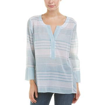 Nydj Womens Stripe Tunic