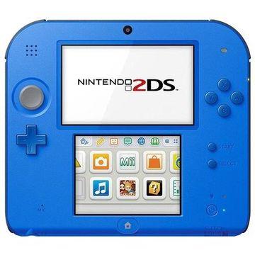 Nintendo 2DS Blue2 w MarioKart