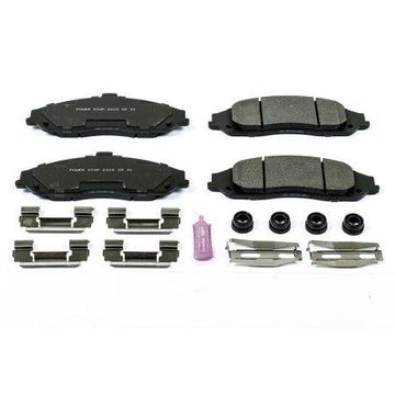 Power Stop PST-731 TRACK DAY BRAKE PAD -Front