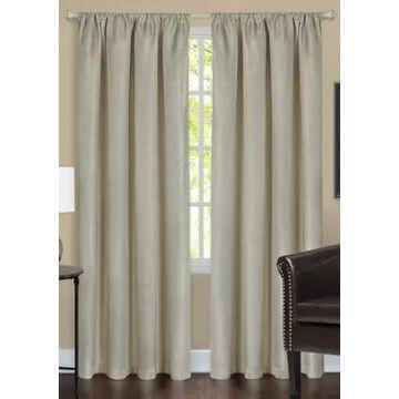 Achim Harmony Blackout Window Curtain Panel -