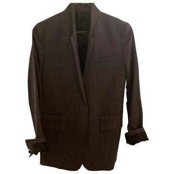 The Kooples \N Grey Wool Jackets