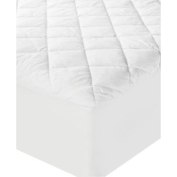 Sealy Luxury Cotton Twin Mattress Pad
