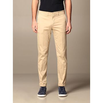 Fay trousers in stretch gabardine