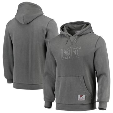Mitchell & Ness LAFC Black Washed Out Pullover Hoodie