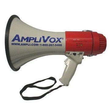 Amplivox Mity-meg 25-watt Megaphone
