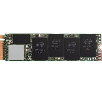 Intel660p Series 1TB M.2 2280 PCI-Express NVMe 3.0 x4 3D2 QLCInternal Solid State Drive(SSDPEKNW010T8X1)