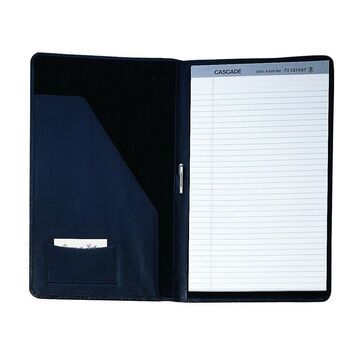 Royce Leather Legal Size Executive Writing Pad (BLACK)