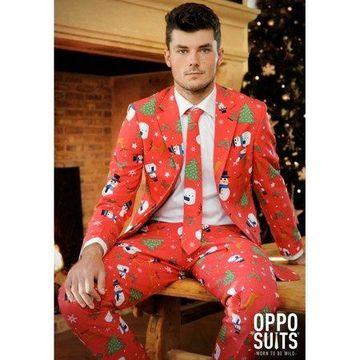 Mens Christmaster Opposuit