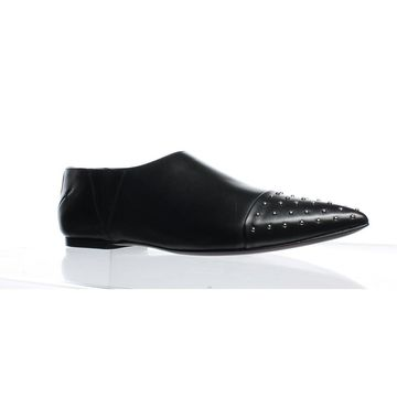 CoSTUME NATIONAL Womens Black Loafers EUR 40
